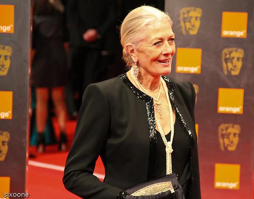 Actress Vanessa Redgrave