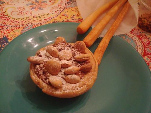 Mozza2Go's Perugian almond tart