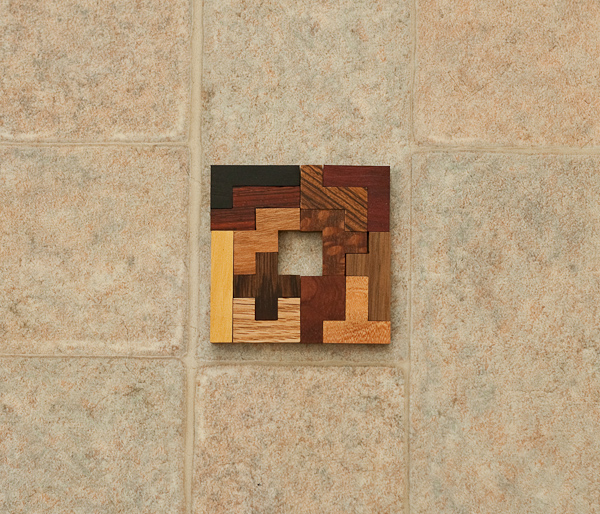 Pentominoes in square on squares