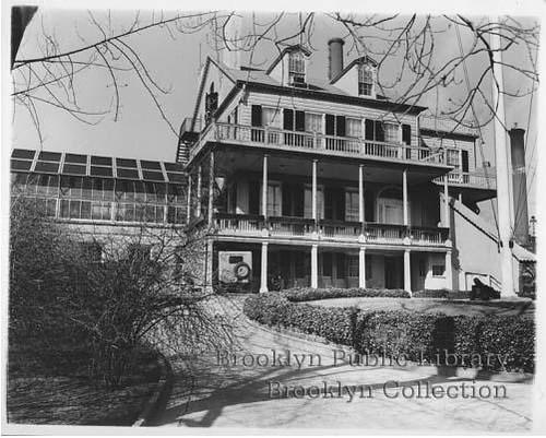 Commandant's House 11