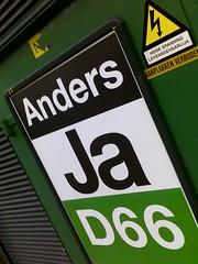 Anders Ja D66