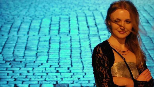 Lady Nina by Grzegorz Chorus