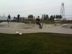 Pacific Community Park extreme skate park
