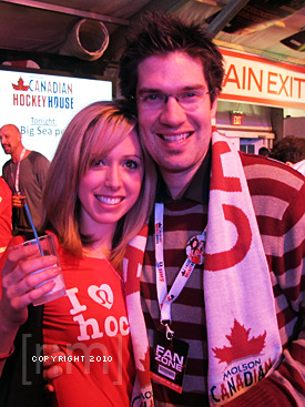 Molson Hockey House