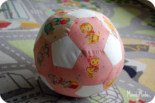 Patchwork Ball no 2