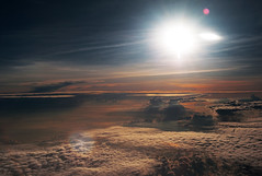 20091110MilanL1000648ps (zipped06) Tags: travel sky cloud sunrise airtravel troposphere 30000ft