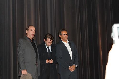 Jerry Cotton Premiere in München