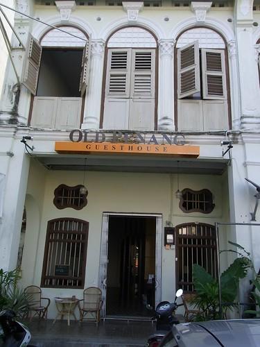 我在檳城投宿的客棧~Old Penang