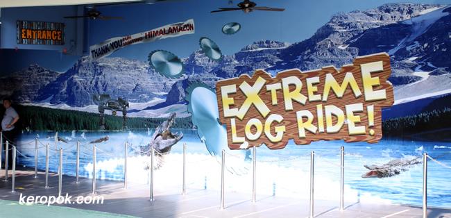 Extreme Log Ride