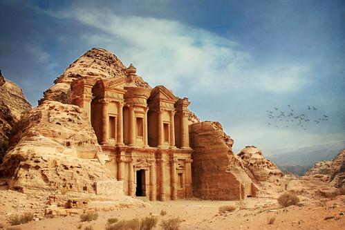 Monasterio Deir