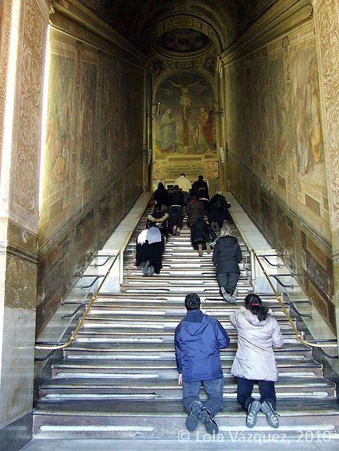 San Giovanni in Laterano. © Paco Bellido, 2004