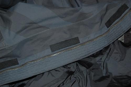 fixing jacket
