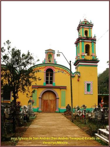 Resultado de imagen para San Andrés Tenejapan