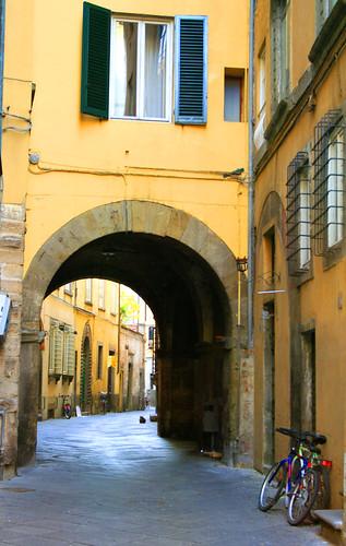Scorci Lucca Toscana