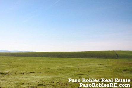 Paso Robles AVA Land For Sale - Creston, CA - Paso Robles Real Estate