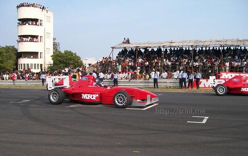 mrf race 304
