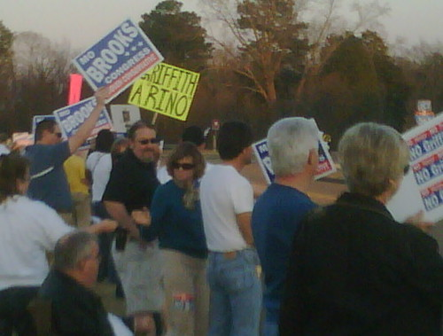 Griffith/Boehner Protest RINO