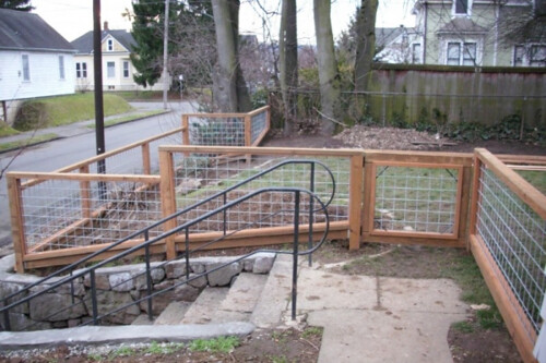 How to Install Chicken Wire Fence - Buzzle Web Portal: Intelligent