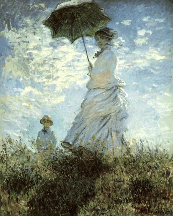 monet.parasol