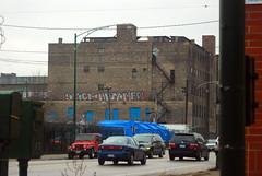 Slick Hazy Men Goes (EMENFUCKOS) Tags: chicago men graffiti slick goes hazy knowles chicagograffiti
