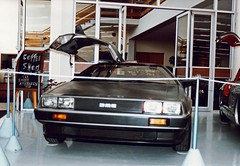 DeLorean DMC-12 Back To The Future Car 1991