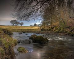 The Burn (BoboftheGlen) Tags: longexposure scotland stream glen burn wee dunlop ayrshire the4elements glazert
