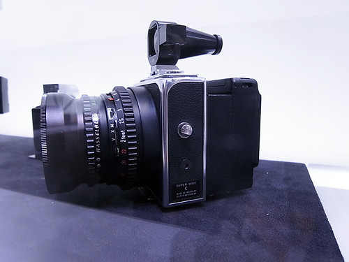 RICOH GXR hasselblad