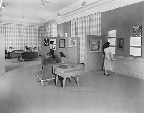 union art gallery  circa 1960