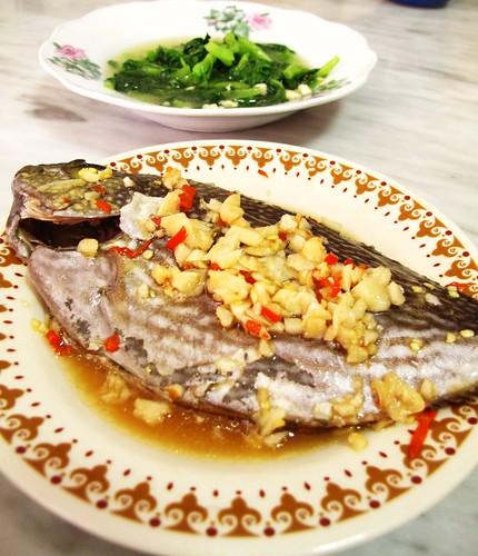 IMG_9757 午餐-蒸鱼