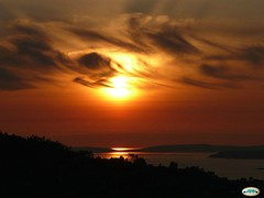 Ra de Pontevedra y Marn15 (juantiagues) Tags: galicia puestadesol ocaso pontevedra ra marn juanmejuto juantiagues fgceo