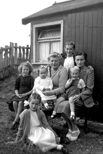Nel Gillespie, 1950s