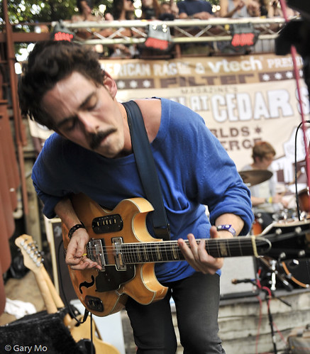 Local Natives, Filter Party, March 19, Cedar street courtyard, SXSW 2010