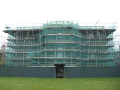 Basildon Park front