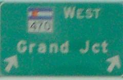 C-470 West Leader (Freeway Fan 2007) Tags: denver freeway westbound i70 i25 c470