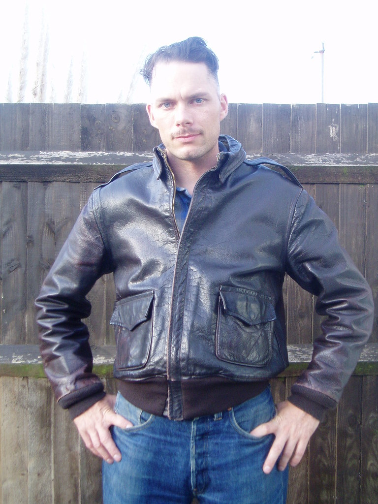 Civilian A2 jacket