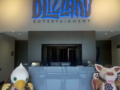 Blizzard Entertainment© flickr.com/switchstyle