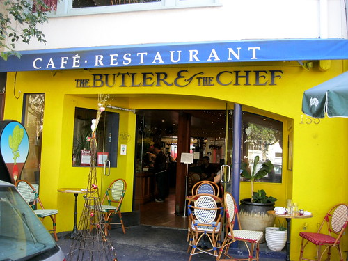 The Butler & The Chef Bistro