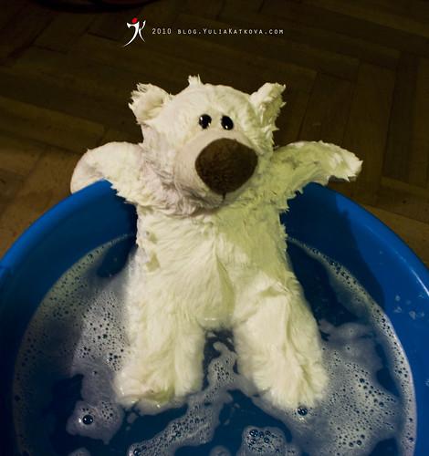 Jack's bath