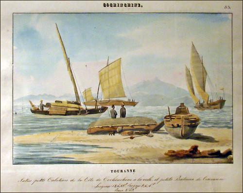 Touranne (Annam) (musée national de la Marine)