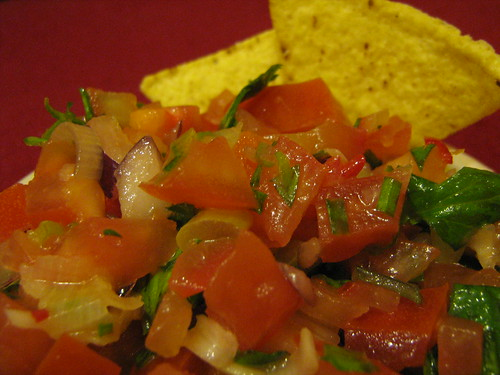 kiki's simple salsa