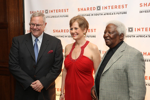 Shared Interest, Investing in South Africa 16th Anniversary Awards Dinner