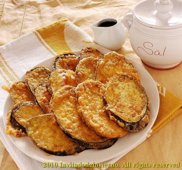 Eggplant beignets 3