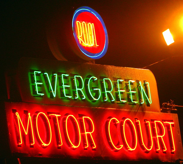 Evergreen Motor Court