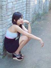 20090912_bebe_士林官邸_43 (nttjason) Tags: girl beauty model olympus bebe 2009 e30 士林官邸 外拍 difocus 1260mm