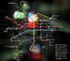 Red del subte de Buenos Aires como en Amsterdam (gac6479) Tags: amsterdam de metro buenos aires