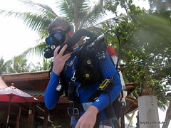 rebreather2 (rs4k2000) Tags: mask dive scuba wetsuit rebreather regulator