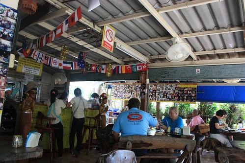 Restaurant at Pong Phen