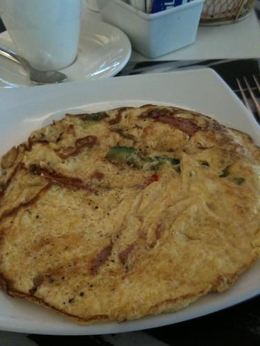 Amazing omlet for breakfast