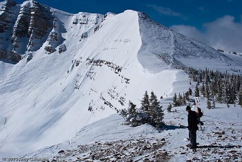Ridge Hike to the Top