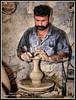 Pottery - Bahrain صانع الفخّار - عالي البحرين (Shakir Abdullah) Tags: bahrain pottery البحرين صانع عالي الفخّار